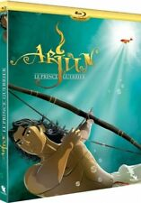 Arjun, the Prince Warrior (Drawing Cartoon) Blu-Ray New Blister Pack