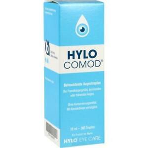 Hylo-Comod Augentropfen, 10 ml PZN: 0495970