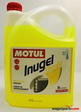 Anticongelante refrigerante Renault Motul Inugel Type D -25°c 5 LTS amarillo