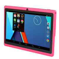 7 Inch Kids Tablet Android Quad Core Dual Camera WiFi Education Game Gift  Z7Q5