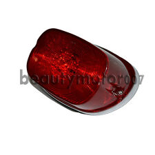Red LED Tail Light Turn Signal Brake Lamps for Harley Softail Sportster Dyna