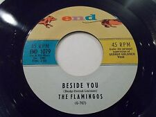 The Flamingos Beside You / When I Fall In Love 45 1960 End Doo Wop Vinyl Record