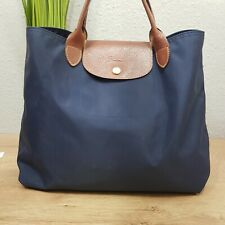 Longchamp Cabas modele depose Shopper blau