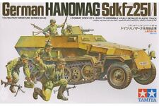 Tamiya 35020 Maquette 1/35 German Sd.Kfz.251/9 Ausf. D (7.5cm KwK 37L/24)