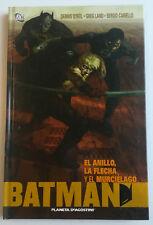 BATMAN - EL ANILLO, LA FLECHA Y EL MURCIELAGO