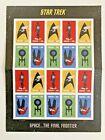 USPS Star Trek 50th Anniversary Sheet of 20 Forever Stamps 2015