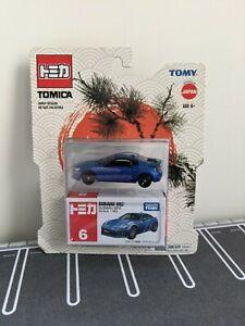 Tomica Tomy Subaru BRZ in Blue