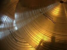 Paiste Signature 14 Precision Heavy hi hats  cymbals excellent mint condition