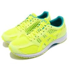 Asics Tartherzeal 6 Flash Yellow Neon Lime Women Running Shoes Sneaker T870N-750