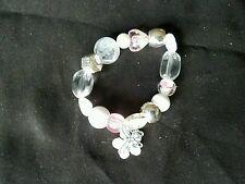 Avon Beaded Chic Charm Stretch Bracelet ~NIB~