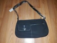 Maxx New York X Hand Bag Purse Black