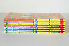 Lot of 7 (#1-7) Rainbow Magic PARTY FAIRIES Series Complete Matched Set of Books