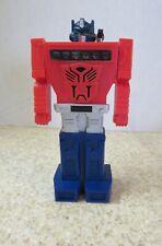 Vintage Radio Transformers Robotic Radio AM 1984 Hasbro Bradley