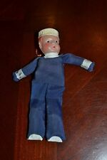 1940s Vintage US Navy SAILOR DOLL  occupied Japan Celluloid doll