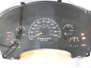 Instrument Speedometer Gauge Cluster 231K for 96-98 Express Savana Safari Van