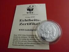 *WWF* Zweihöckriges Kamel * Silbermedaille PP (999) ca.20g-38mm(Schub129)