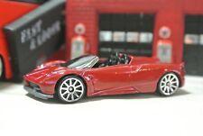 Hot Wheels '17 Pagani Huayra Roadster Loose - 1:64 - Maroon Red