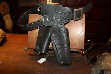 Vintage The Lone Ranger Gun Belt and Holsters Mattel Fanner