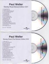 Paul Weller - Stanley Road - Scarce 2005 'Deluxe' UK 38 track promo 2CD set