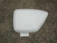 Honda sport cub C110 CA110 C111 C114 C115 Side cover BOX BATTERY , White