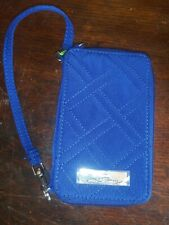 VERA BRADLEY  CARRY IT ALL WRISTLET COBALT BLUE NEW WITH TAG