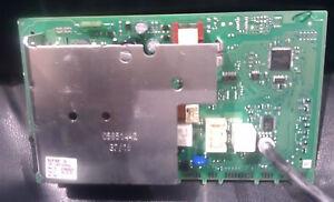 MIELE W2819IR etc WASHING MACHINE CONTROL PCB MODULE, GENUINE (MIE.24)