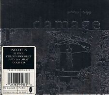 Sylvian / Fripp Damage 24 Karat Virgin Gold CD Box + 32 Page Colour Booklet