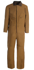 NEW! BERNE DUCK DELUXE INSULATED COVERALLS, I417BD Sz XL Regular, chest (48-50)