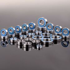 33PCS Ball Bearing RC Car Blue Traxxas E Revo Racing KIT Metric  Rubber Sealed