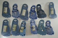 c 12 pkg Lot Toe Rings body jewelry claire's