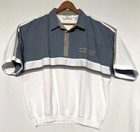 Vintage Classics by Palmland SML Pullover Shirt Golf Pocket Polo Size 3XL Big