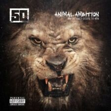 50 Cent - Animal Ambition: An Untamed Desire to Win [New CD] Explicit