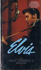 Presley, Elvis today, tomorrow & Forever 4 CD Longbox NEUF emballage d'origine sealed erstpres.