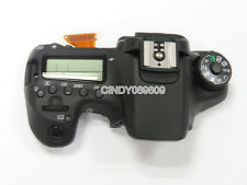 Top LCD Cover Head Cover Flash Shell Unit For Canon EOS 70D SLR with Button