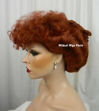 Lucy Wig .. I LOVE LUCY!!  Nice!!   Gibson Girl Style.  Theatre!  BEST SELLER
