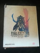 Final Fantasy XII Le guide officiel complet Edition Limitée