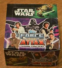 Force Attax Movie Card Serie 2 1x Display 50 Booster - 250 Karten OVP Star Wars