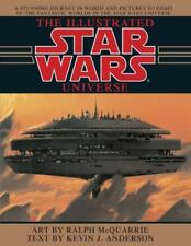 Anderson Kevin J./ Mcquarri...-The Illustrated Star Wars Universe  BOOK NEW