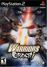Warriors Orochi PS2 New Playstation 2