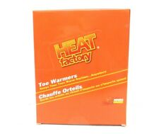 Heat Factory Adhesive Toe And Foot Warmers 40-Pack
