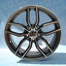 "Cerchi in lega Volkswagen Golf 5 6 7 Passat Scirocco 17"" Nuovi MM039 OFFERTA"