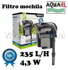 FILTRO MOCHILA VERSAMAX MINI 235 L/H ACUARIO PROFESIONAL.