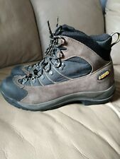 ASOLO hiking boots, men's size 9.5 made in Romania,