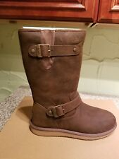 NEW UGG Australia Women's Leather Sutter Boots SIZE 11