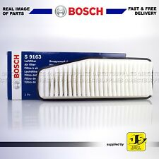 Fits TOYOTA PREVIA / ESTIMA 2.4 - RAV 4 Mk II 2.0 GENUINE BOSCH AIR FILTER S9163