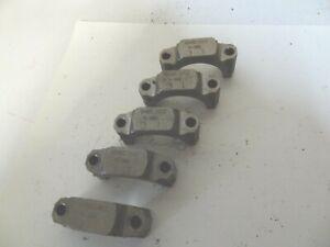 lot 5 paliers de vilebrequin moteur D5252T audi volvo vw