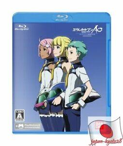 Eureka Seven AO Jungfrau no Hanabanatachi PS3 Bandai Sony Plalystation 3 Japan
