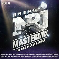CD Energy Mastermix Vol.8 2 CD's