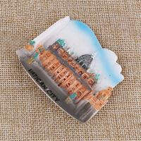 European Style 3D Vatican Fridge Magnets Souvenirs Refrigerator Magnetic Sticker