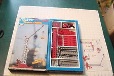 original FISHER TECHNIK --TOWER CRANE in box, German build toy